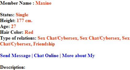 free adult sex chat